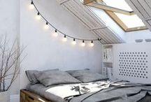 Wohnen unterm Dach / Ein Zimmer unterm Dach schlau einrichten! // Living under the Roof