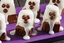 Halloween Recipes / Halloween can give you the shivers when it comes to coming up with something everyone will want to get their teeth into. Fear not...we've plenty of tricks to make the spookiest time of the year one of the tastiest.