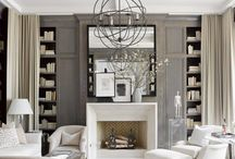 2 De Vere - Fireplaces and surrounding wall