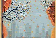 Autumn / by Kristen