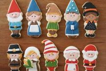Cookies / by Julie Finlayson