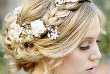 Wedding Hair / by Laura Moore