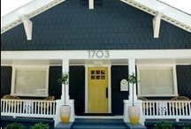 design // curb appeal / by Sarah Phillips