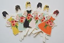 Bridesmaids & Flower Girls / by Laura Moore