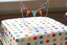 Cakes / by Julie Finlayson