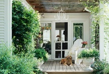 outside inspiration & beauty / by Deb Bruser