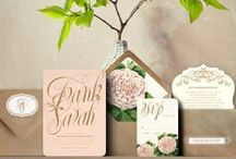 Wedding Invitations / by Laura Moore