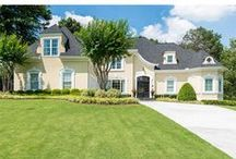 Home in the Suburbs / For this dream home