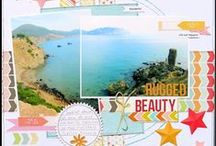 Scrapbooking- layouts / by Christine Doucette