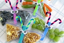 Kids Snack Ideas / by Laura Ray