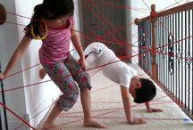 Busy kids / by Rhena Worthington