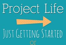 What is Project Life or A Smash Book