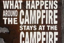 CAMPING!!!! / by Laura Drinnin Smith