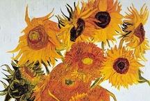 Ah Art, Vincent / Vincent van Gogh: sketches, painting, quotes, letters, colors...