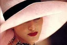Accessories ~ Hats, Headbands & Fascinators  / by Romoblanc Fashion Designs