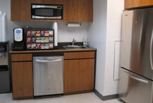 Office Kitchen Ideas / by Romoblanc Fashion Designs