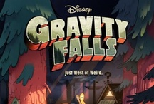 Art of Gravity Falls