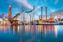 Universal Studios & Islands of Adventure-- Orlando / by Jen