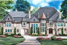 House Plans / by Julie Finlayson