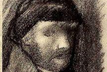 Ah Art, Vincent II / Vincent van Gogh's drawings, sketches, paintings