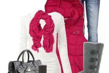 Winter/Holiday Styles/Stitch Fix / by Traci Ziemer
