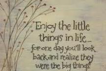 Inspirational quotes / by Jillian Kerr
