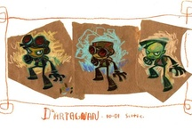 Art of Psychonauts