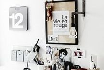 Workspace / by Samantha Thomas-Domingo