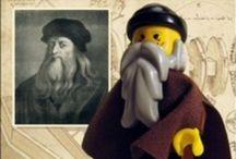 Ah Art, Leonardo / Because I know so little about Leonardo Da Vinci.