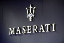 Maserati: Timeless Italian Luxury / In order to celebrate the new partnership between Zegna and Maserati, Zegna has created a collection of timeless photos of the infamous luxury car that speak to the brand's aesthetic. Enjoy!
