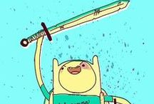 Adventure Time / by Michelle Leon
