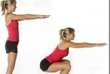 Move It Monday: Exercises / Basic illustrations of exercise.