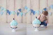 Cake Smash Ideas / by Fairfeather Art
