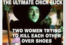 The Closet's Dream...Shoes