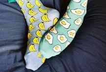 1 | life is too short for wearing white socks / Socks Socks and Socks