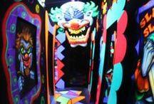 Halloween Evil Carnival / by Chrissy Edrington