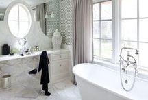 Bathrooms / Bathroom set up and decoration ideas