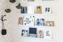 Organize / Home organizational ideas