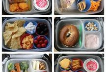 School Lunch Ideas / School lunch ideas can feel endless and frustrating. Inspire yourself and your kids with these no-fuss ideas.