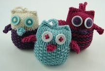Knitting & yarn / by Maria Gili