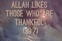 Islam / What I believe