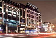 InterContinental Moscow Tverskaya / Contemporary design meets your expectations and shows you Moscow beyond the stereotypes!
