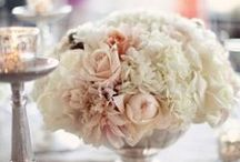 Mariage: deco de table / Inspirations