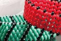 Beads - Superduo, Twin