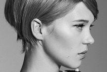 Pixie Cut/Short Hair / Lovely Short Hair / by Regina Romero