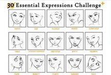 Expression Facial
