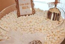 Wedding Candy Table / allestimenti per la confettata o white table