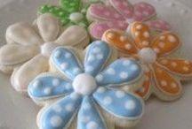 Biscoitos - Cookies