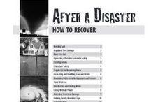 Disaster Recovery / Use the educational resources to recover from a disaster such as a hurricane, flood, tornado and more. Maintained by the Texas A&M AgriLife Extension Service.
