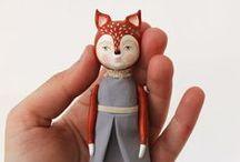 Ceramic doll / Different types of dolls...